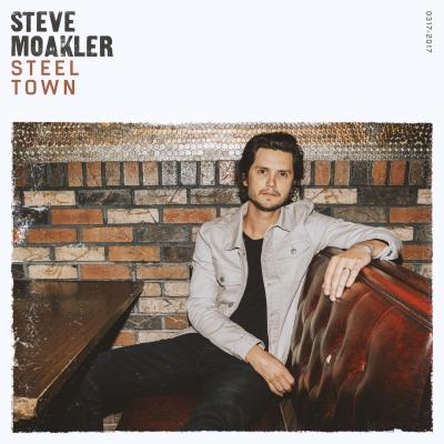 Steel Town Album Art Courtesy of Creative Nation