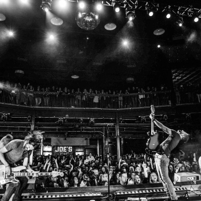 Old Dominion Play to Sold-out Crowd at Joe's Live Rosemont