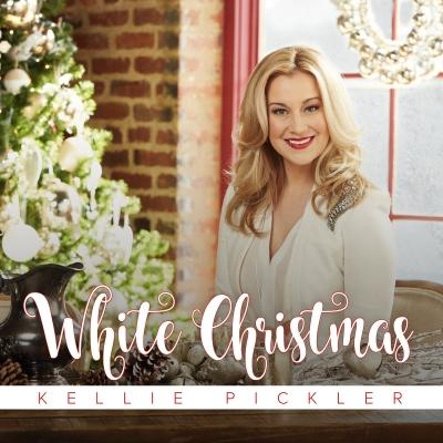 Kellie Pickler White Christmas Art