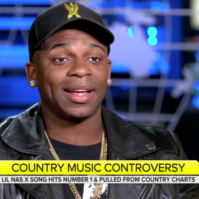 "JIMMIE ALLEN APPEARS ON ""CBS THIS MORNING"""