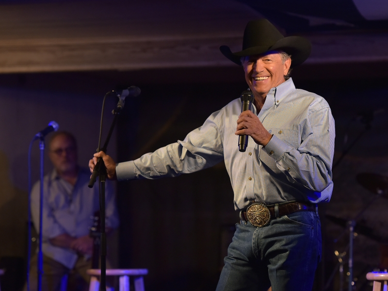George Strait Announces 2 Nights of Number 1's Before Rare Album Release Show Credit: Erika Goldring