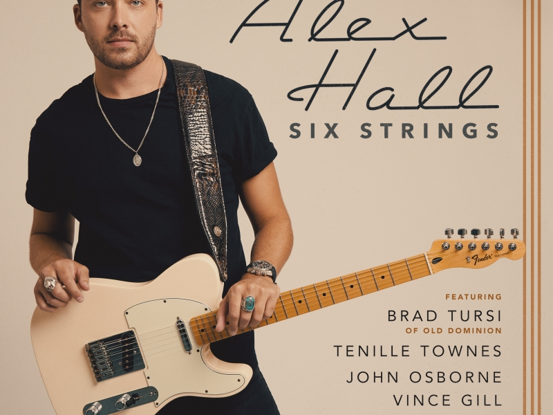 Six Strings EP cover art