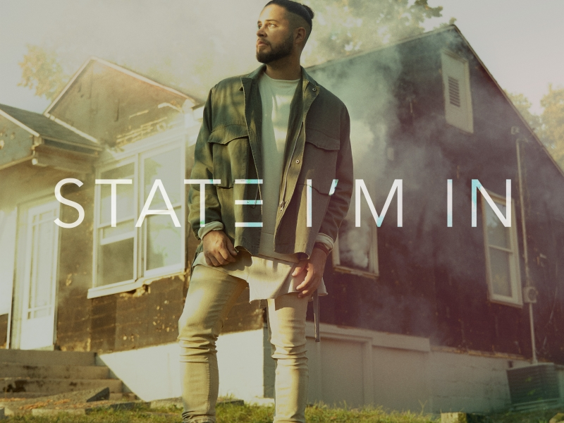 State I'm In: Cover Art