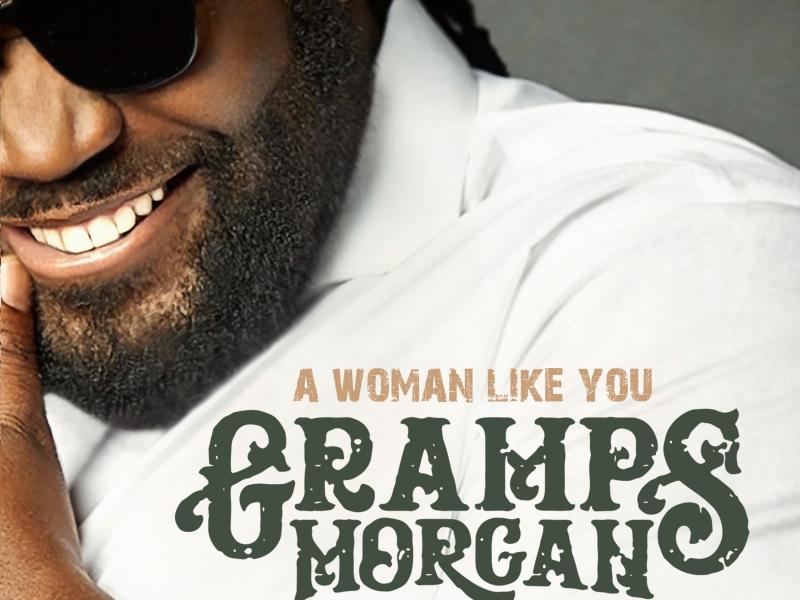 A Woman Like You - Cover Art