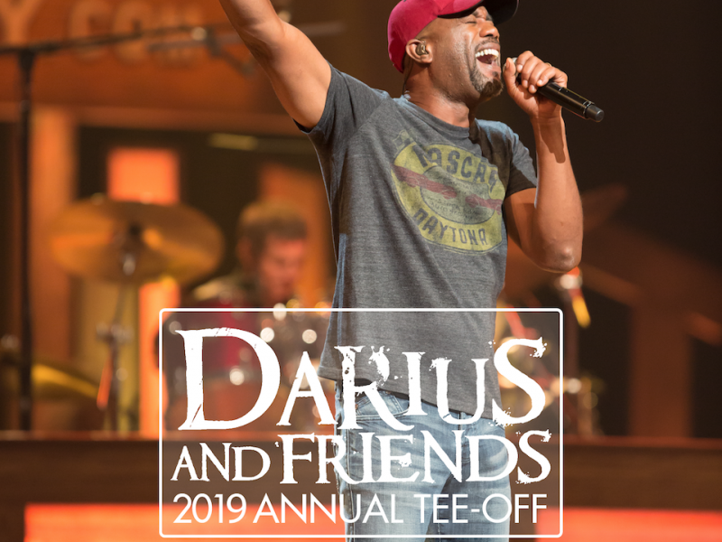 "DARIUS AND FRIENDS"" BENEFIT CONCERT"