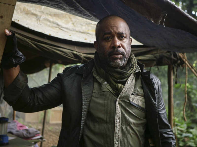 Darius Rucker as Desmond Abati